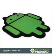 Android Cloth Mouse Pad