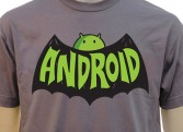 Dark Knight Android T-Shirt