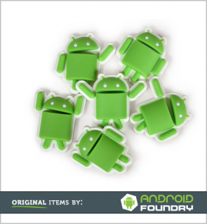 Android Magnet Set