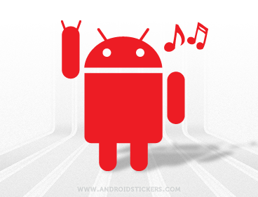 Android Rock'n Roll Decal